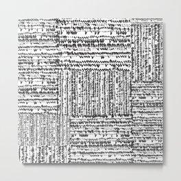 joint Metal Print