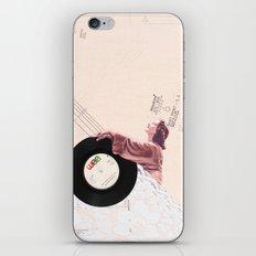 Lace & Vinyl iPhone & iPod Skin