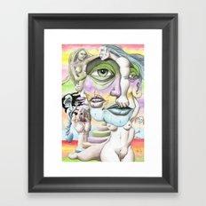 140213 Framed Art Print