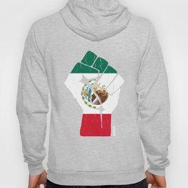 Team Mexico Flag T-Shirt Hoody