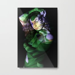 Tegument 4 Metal Print