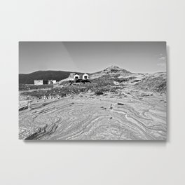 Island Landscape. Metal Print