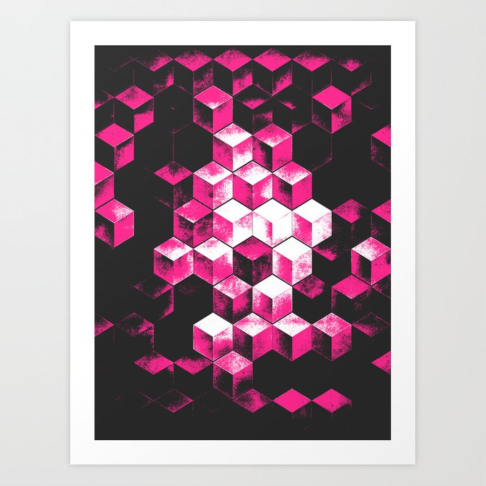 cubx Art Print