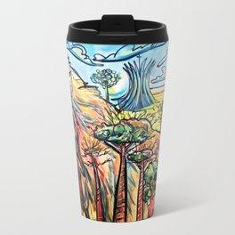 Aslam and Earth Travel Mug