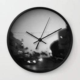 Venice Blur Wall Clock