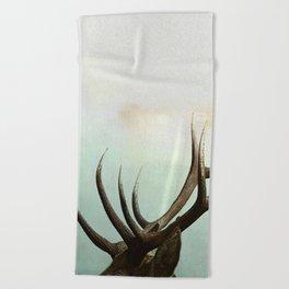 Antlers Beach Towel