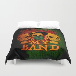 My Band Duvet Cover