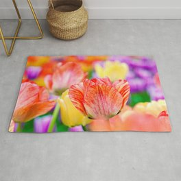 Magic of spring Rug