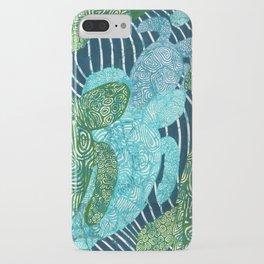 sea turtles iPhone Case