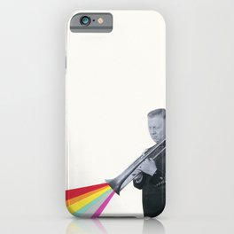 The Colour of Music iPhone Case