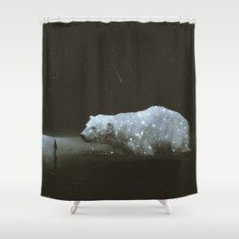retrouvailles Shower Curtain