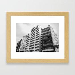 mixed use Framed Art Print