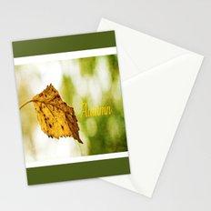 Snapshot of Autumn {Panoramic} Stationery Cards