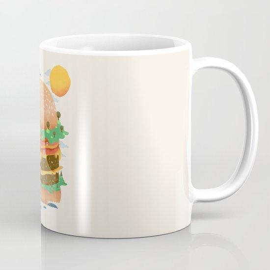 Burgerland Mug