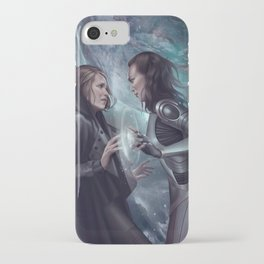 Stranded Planets iPhone Case
