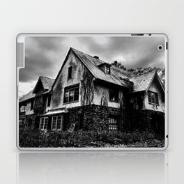 Abandoned House Laptop & iPad Skin