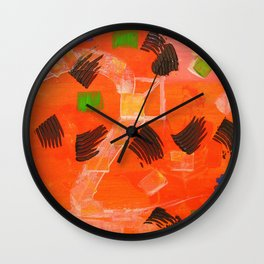 Gait Wall Clock