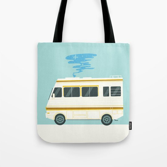 A Badly Broken RV Tote Bag