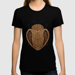Exotic Wood Tortoise Beetle T-shirt