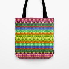 Tribal Blast Tote Bag