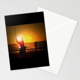Duel at Ganryu Island - Miyamoto Musashi Stationery Cards