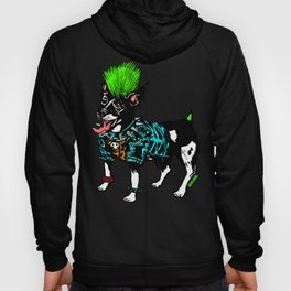 Punk Dog Hoody