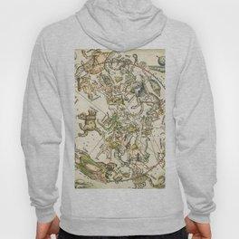 """Albrecht Dürer """"Celestial map of the Northern sky"""" Hoody"""
