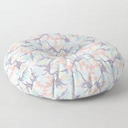 Dino Camo Floor Pillow