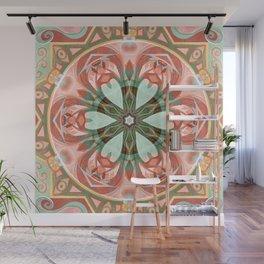 Mandalas of Forgiveness & Release 7 Wall Mural