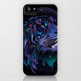 Growling No More iPhone Case