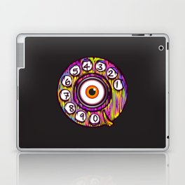 Eye Phone Laptop & iPad Skin