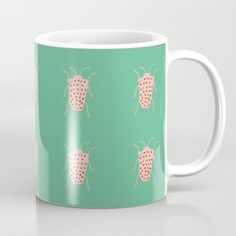 arthropod aqua Coffee Mug