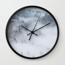 Oregon, USA #society6 #buyart #homedecor Wall Clock