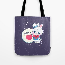 Kawaii usagi Tote Bag