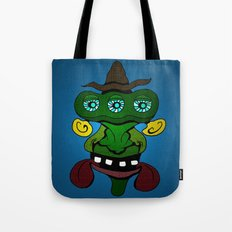 (Just another) Unsophisticated Hillbilly from Outer Space Tote Bag