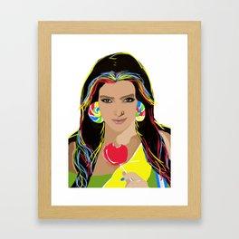 Kim Kandy Framed Art Print