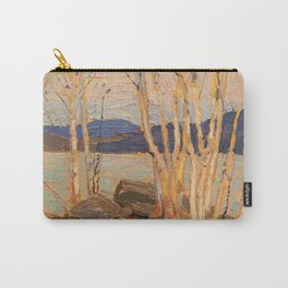 Birch Grove, Algonquin Park by Thomas Thomson Carry-All Pouch