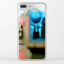 Lasers2 Clear iPhone Case