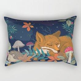 Hibernation Rectangular Pillow