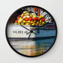 Fishing Nets - 2 Wall Clock