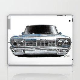 Car Sketch Laptop & iPad Skin