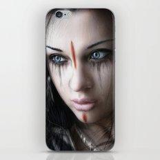 Edge of Her World iPhone & iPod Skin