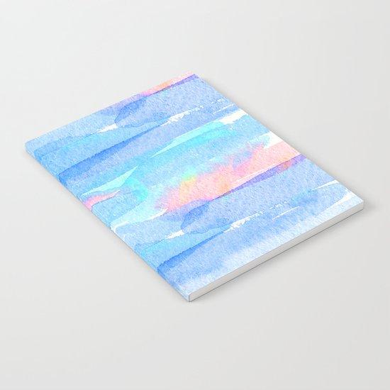 Watercolor delight Notebook