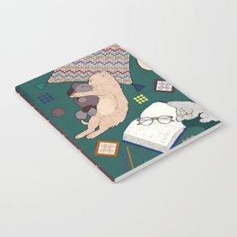 Hygge Kitten Notebook
