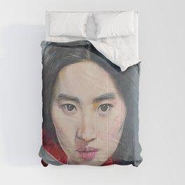 Crystal Liu Colour Pencil Drawing Art | Xszone Comforters