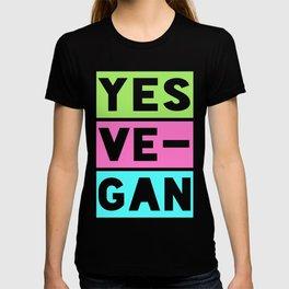 Yes Ve-Gan T-shirt