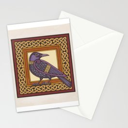 Cornix - Crow Stationery Cards