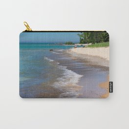 Lake_Michigan Beach, Charlevoix - III Carry-All Pouch