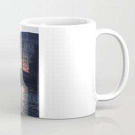 Evening Bridge Coffee Mug