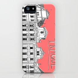 Prague iPhone Case
